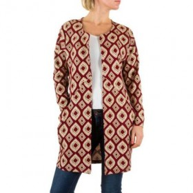 Cardigan dama bordeaux Best Emilie