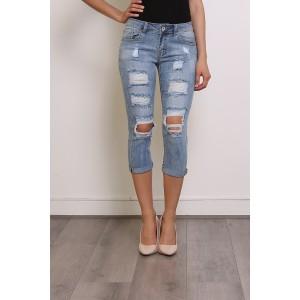 Blue Jeans trei sferturi