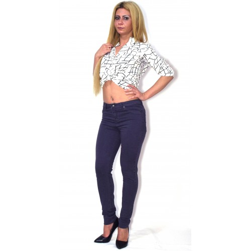 Blugi(Jeans) dama AMY GEE Italy AG 0013