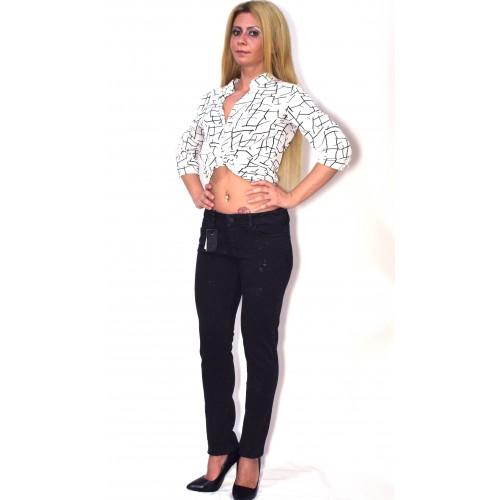 Blugi(jeans) dama AMY GEE Italy AG0003