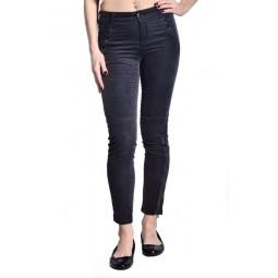 Pantaloni dama raiat fin STEFANEL