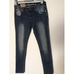 Blugi(Jeans) dama clasic denim prespalati stretch Tom Taylor